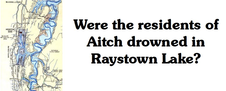 Mythical Drownings at Aitch